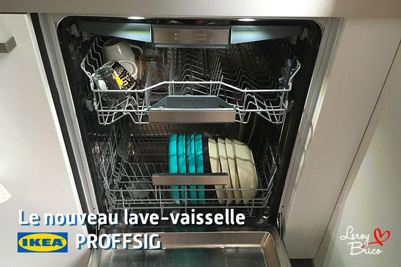 lave-vaisselle encastrable Ikea